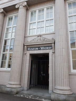 Astoria's Museum of Whimsy. Not sure what happens here, but it sounds fun!